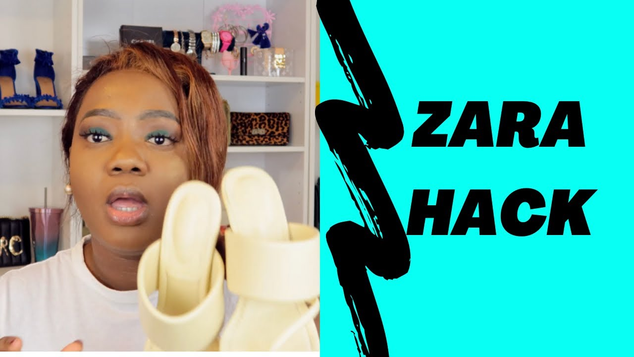 ZARA HAUL HACK + HOW TO BUY ZARA FOR CHEAP PRICE ON ALIEXPRESS// ALIEXPRESS REPLICA SHOES.