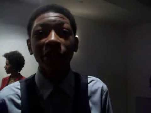 Skylan Brooks from The Inevitable Defeat of Mister & Pete at  Awards Lunch...