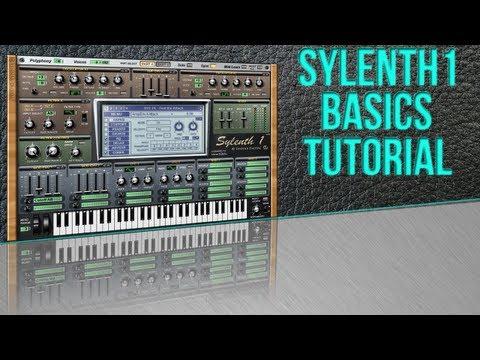 FL Studio - Sylenth1 basics tutorial