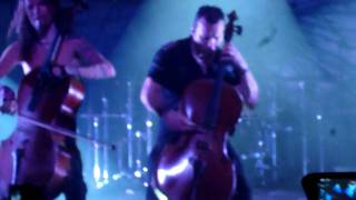 Apocalyptica en Costa Rica - Hall of the Mountain King