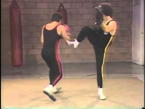 Mastering Savate 8 - Defensive kicking and fighting technique vol 1