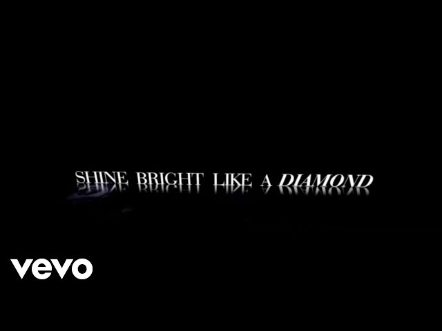 Rihanna - Diamonds (Lyric Video) Travel Video