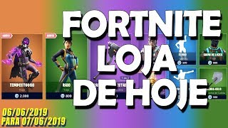 NEW TEMPESTUOUS SKINS AND LIGHTNING AT TODAY'S STORE 06/06/2019 * 07/06/2019-POPCORN FORTNITE