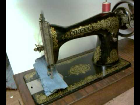 Antique 40 Singer 4040 Tiffany Treadle Sewing Machine G40 New 1921 Singer Sewing Machine