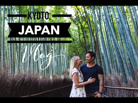 Kyoto, Japan Vlog!!!