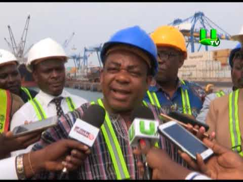 We are ready for paperless transactions - Director General of Tema Port