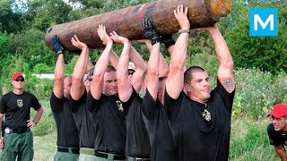 Real SWAT Workouts for Special Operations   Muscle Madness