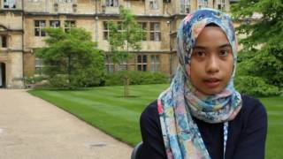 Oxford Sharing Session: Aishah Prastowo - Engineering Science
