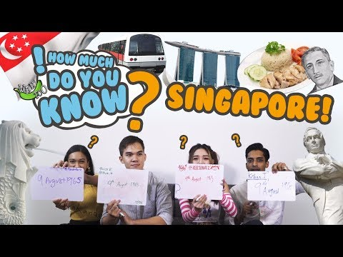How Much Do You Know - Singapore