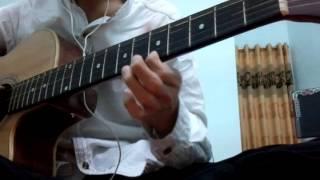 Hướng dẫn chơi guitar bài đô rê mon P.2 lệ rơi guitar 算什麼男人, 官方完整, what kind of man
