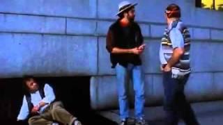 Flodder in Amerika (1992) - Ted Minos (White-Hat Mugger)