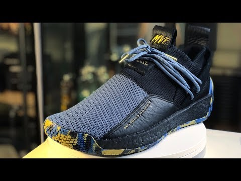adidas Harden Vol. 2 LS (Lifestyle) MVP Review: The Off Court Baller Life