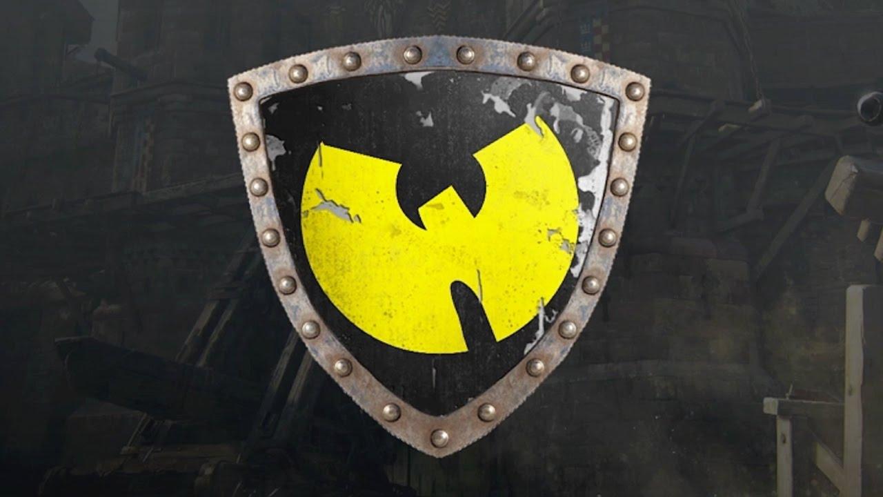For Honor Wu Tang Clan Emblem Tutorial Youtube