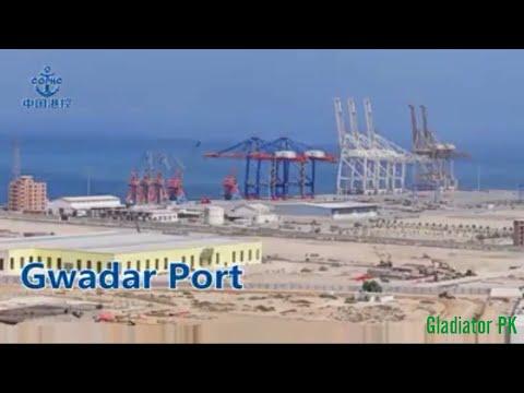 Gwadar Port | Recent development overview of Gwadar Port & Gwadar city.