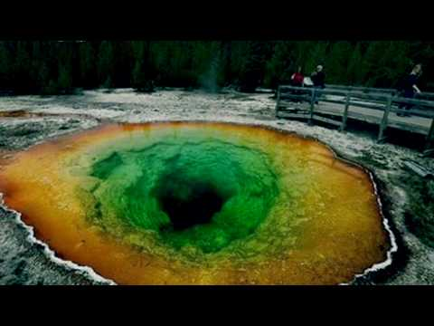 Yellowstone volcano eruption Hit By over thousands earthquakes