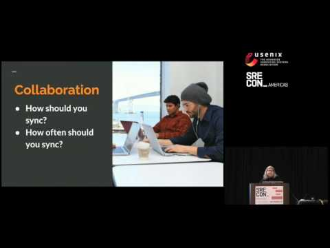 How to Work with Technical Writers - Google - SRECon2017