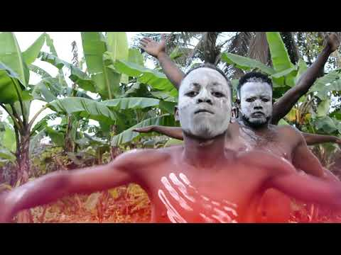 Danse culturelle Africa Cameroon. .pygmées style