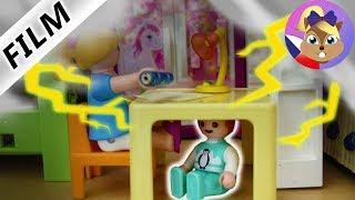 Playmobil příběh | Má Ema strach z bouřky?