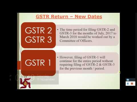 Good Relaxation in GST - 23rd GST Council Meeting