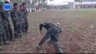 Hài hước trong quân đội || Cười không nhặt được mồm.