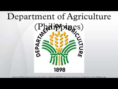 Department of Agriculture (Philippines)