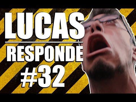 POR QUE TÃO RUDE? - LUCAS RESPONDE #32