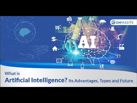 #ONPASSIVE : Artificial Intelligence (AI) is taking over the Technological World.