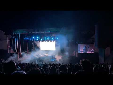 Dabin Performing At Red Rocks Amphitheater October 2019