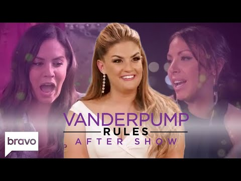 Kristen Is Disappointed She's Not Brittany's Maid of Honor | Vanderpump Rules After Show (S7 Ep20)