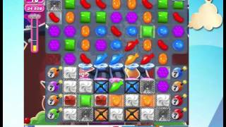 Candy Crush Saga Level 1478 with 6 moves left,  NO BOOSTERS!