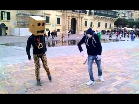 Valletta Shuffle Party Rock | MaltaStreetShufflers