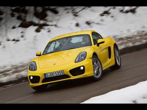 2013 Porsche Cayman review - NEW at www.autocar.co.uk