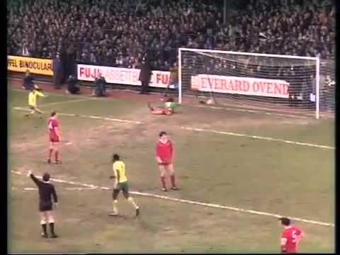 Justin Fashanu Goal of the Season: Norwich City v Liverpool, 1980