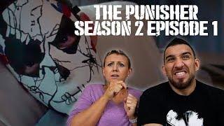 The Punisher Season 2 Episode 1 'Roadhouse Blues' REACTION!!