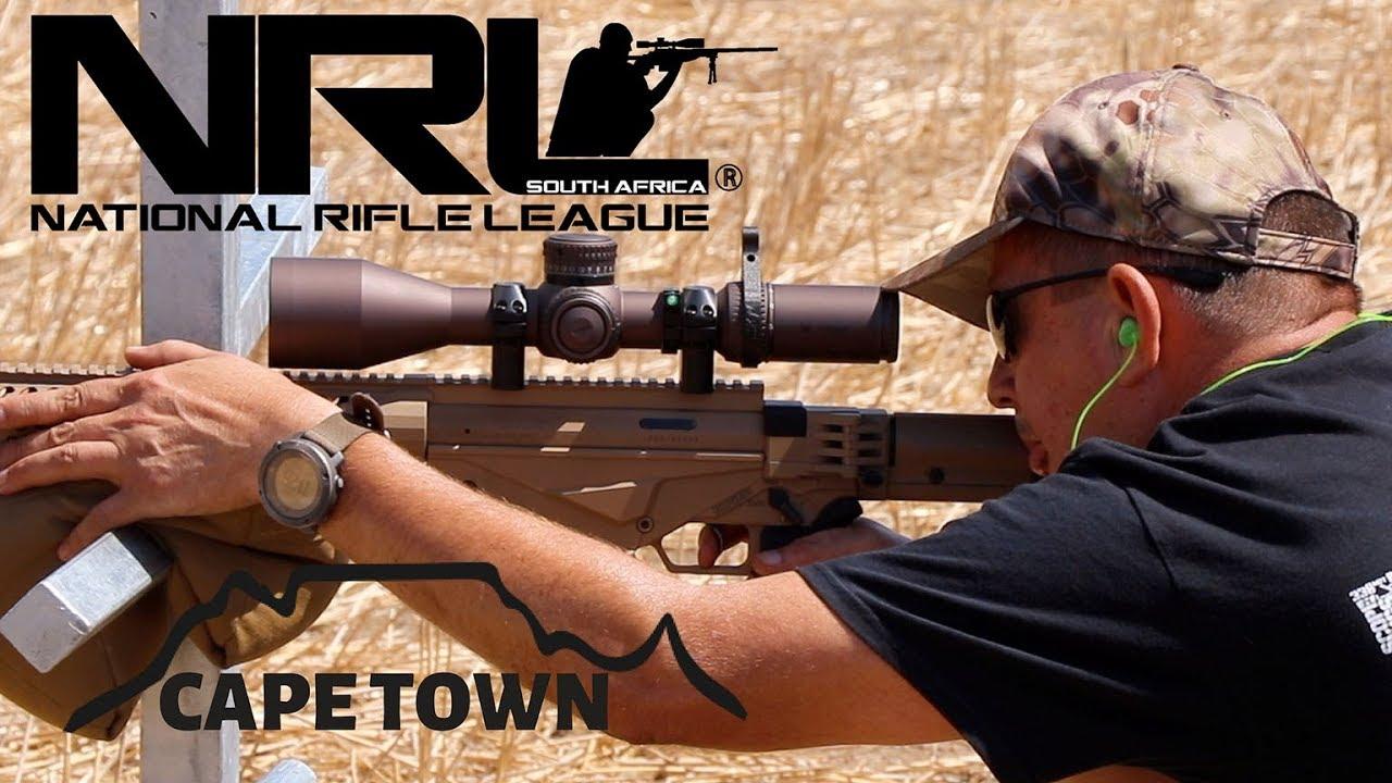 National Rifle League - Cape Town Feb 2019