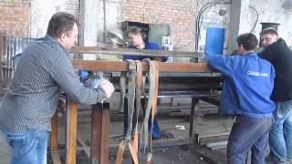 видео Изготовление нестандартного оборудования