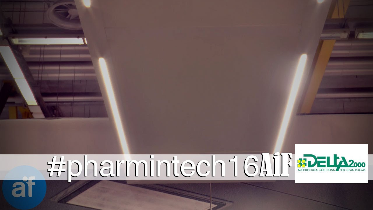 Camere Bianche Alimentari : Luce a led per camere bianche delta youtube