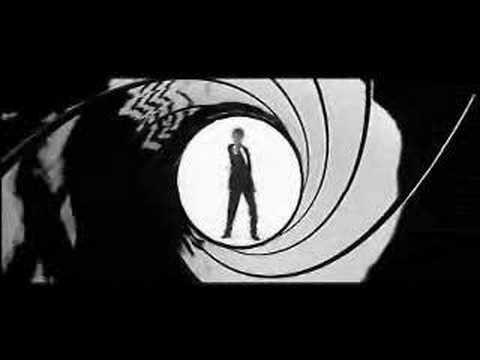 James Bond Gunbarrel - The Three Stooges