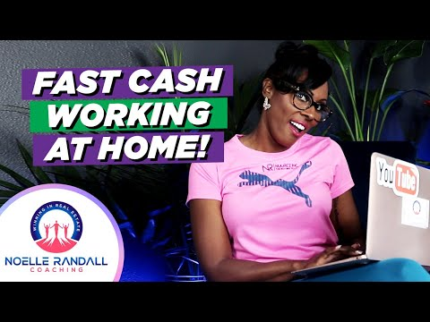 How To Make Money Online Fast From Home