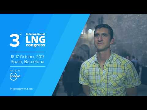 Tony Wimpenny (Orbital Gas Systems) Interview @ 3rd LNG Congress, October 2017