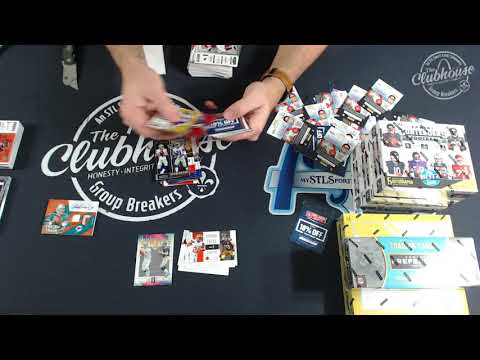 2017 Immaculate, Contenders, Absolute & MORE Football TEAM PICK Group Break #2755