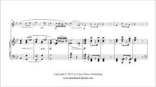 Wagner : Bridal Chorus - Flute