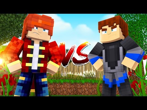 Minecraft - SCUBA STEVE MEETS LEO AND WANTS LITTLE CARLY BACK !!!