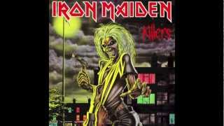 Iron Maiden - The Ides Of March/Wrathchild