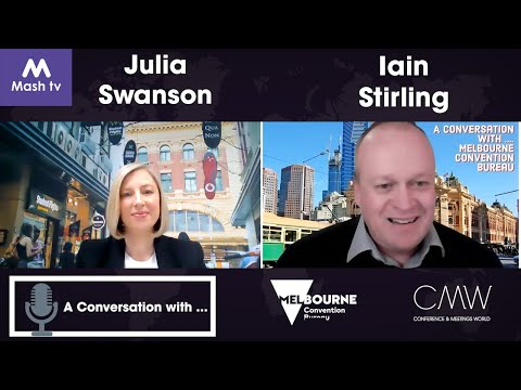 A Conversation with Melbourne Convention Bureau