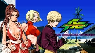 The King of Fighters XI: KOF 2003 Womens Fighter Team (King, Mai, Blue Mary) Playthrough (PS2)