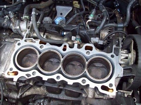 2017 Honda Odyssey >> D-series Head gasket replacement! Part 1 D16y7, D16Y8 ...