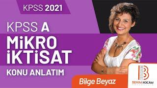 24) Bilge BEYAZ - Arz - Talep Analizi - IV (Genel Anlamda Esneklik) - (2021)