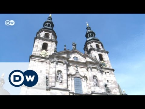 Fulda with a Tourist from Spain | Discover Germany