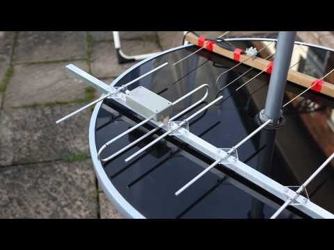 how to build hdt antennae
